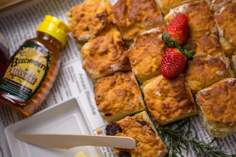 My Grandmother's Recipe: Farmer's Wife Scones