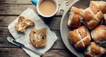 Lazy Gluten-Free Hot Cross Scrolls Recipe