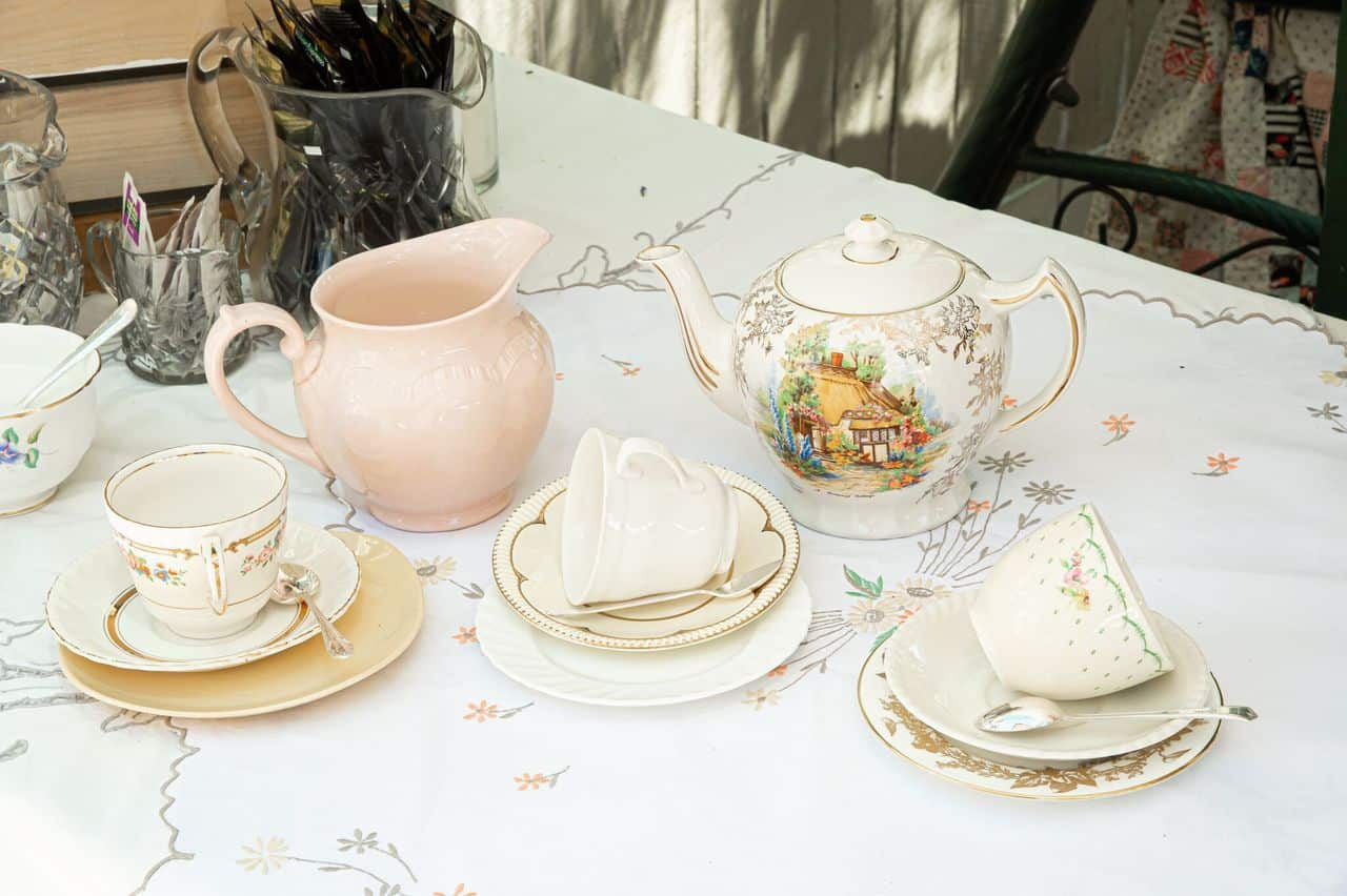 Introducing Elegant Vintage Hire: Charming Vintage hire for all your catering needs