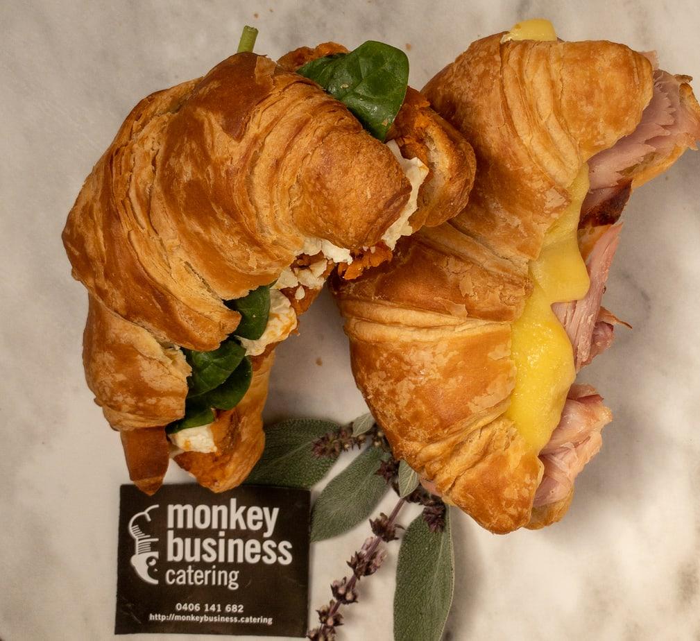 Croissants – Sweet Potato & Feta