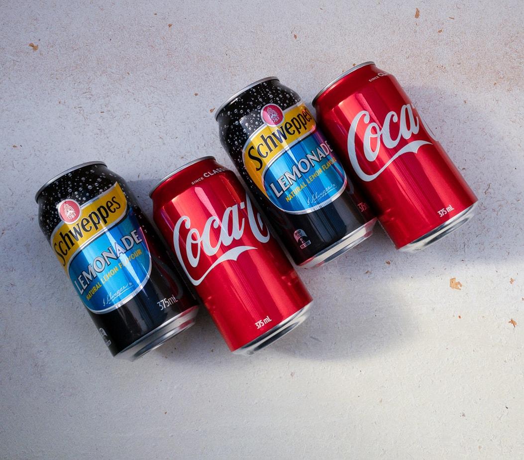 Soft Drink – Coke