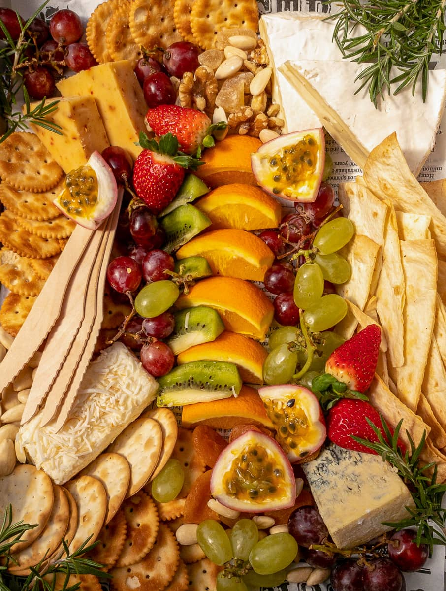 Cheesy Cheese Platter – Large (V)