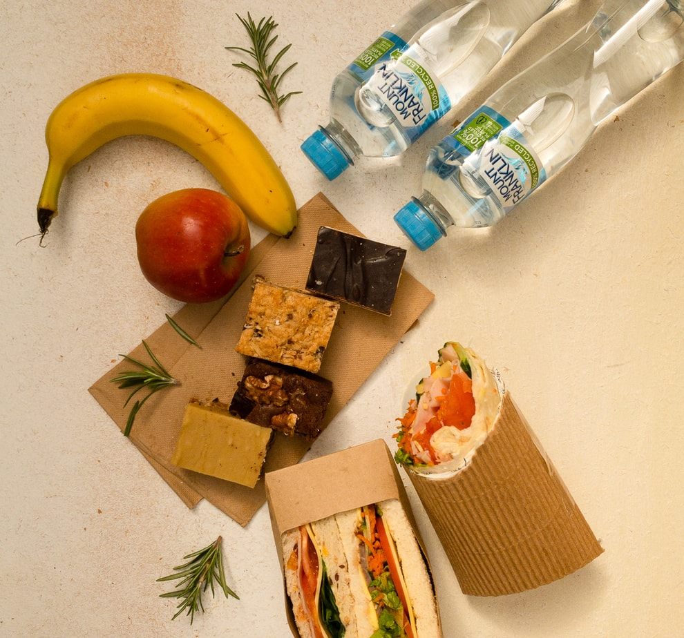 Classic Packed Lunch