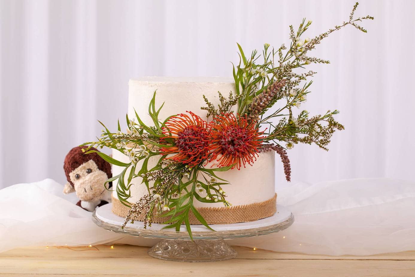 DIY Wedding Cake Recipe & Wedding Superstitions