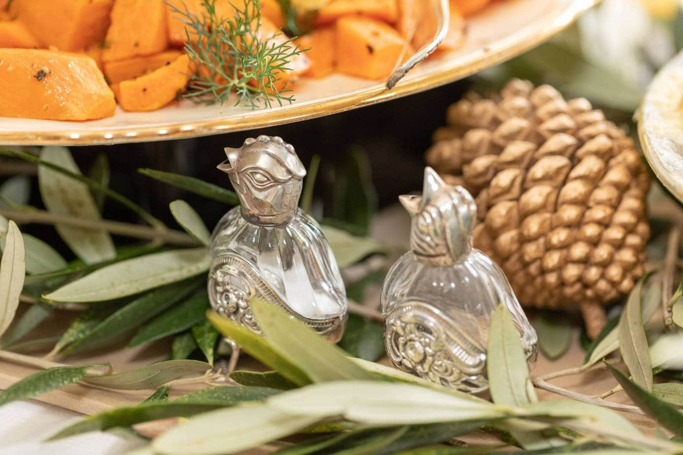 Styling Christmas: How to make your family Christmas dinner table look unique & lovely