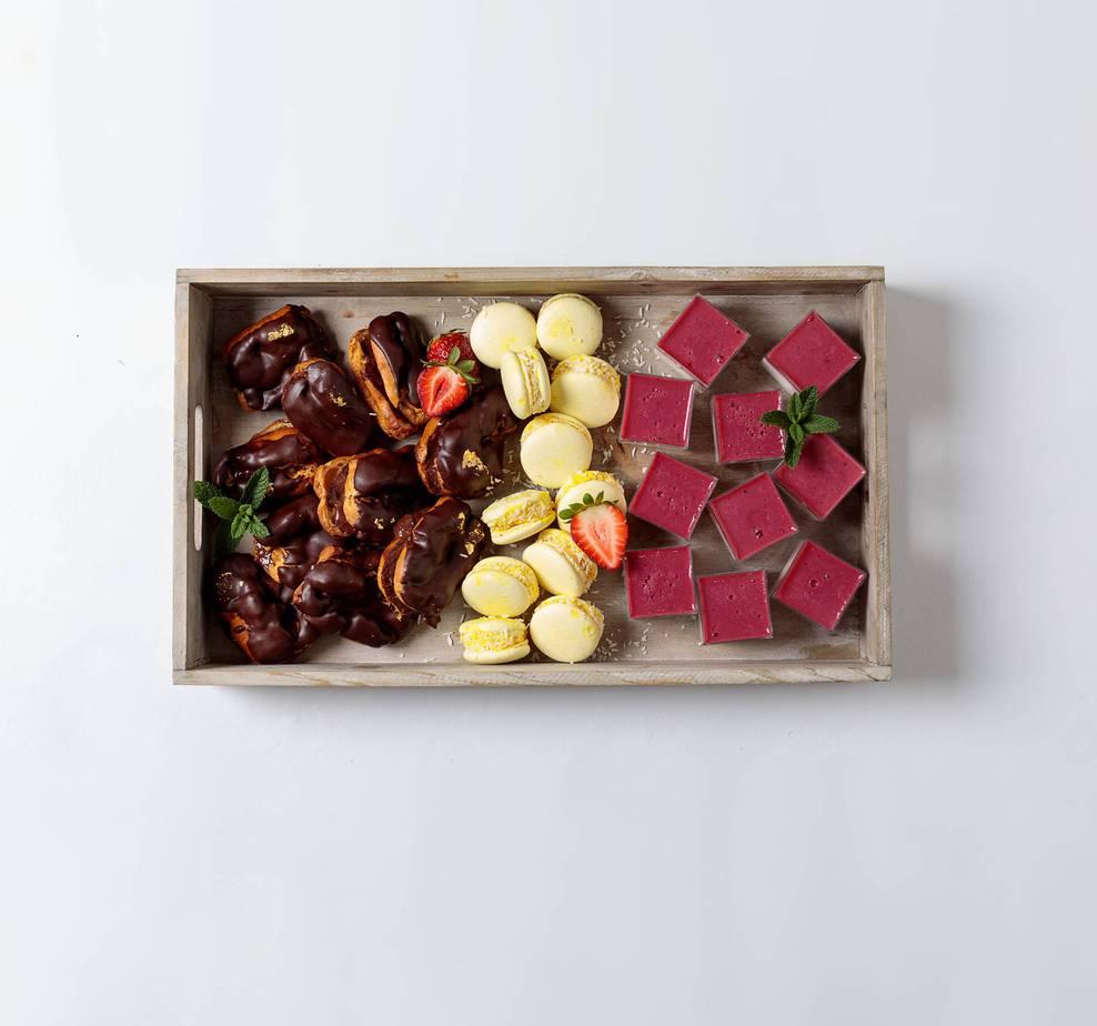 Sweet Finish Canape Platter